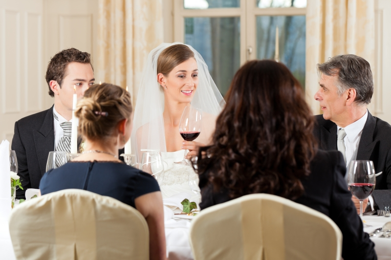 7132137-wedding-party-at-dinner